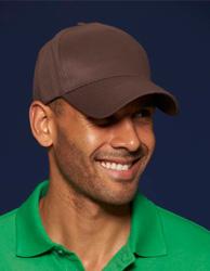 Pięciopanelowe czapki z nadrukiem
